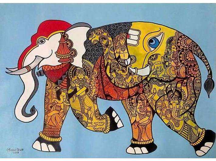 Lord Ganesha Vandanam I