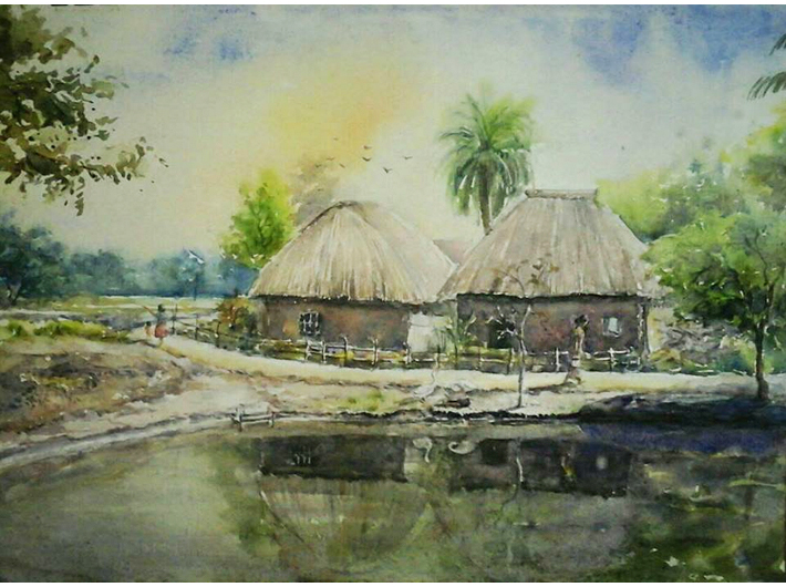 Village Scape
