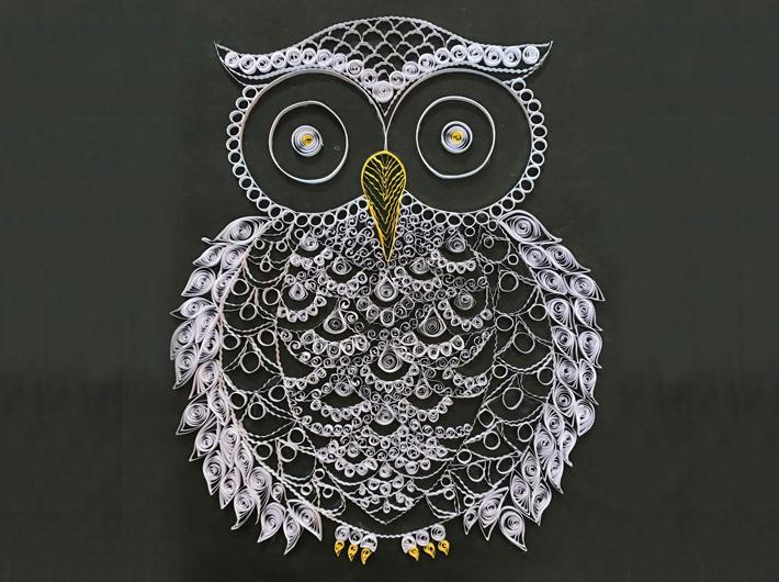 Magestic Owl