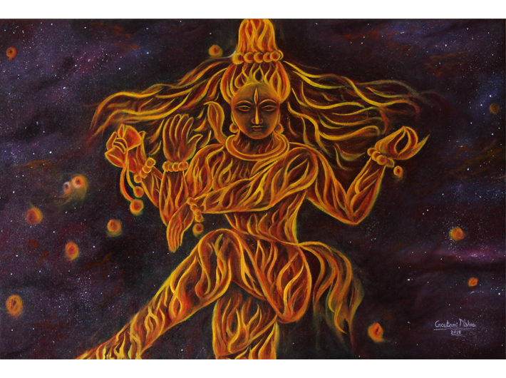 God Shiva Natraj - The Cosmic Dancer