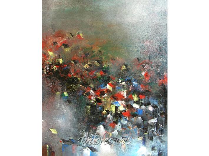 M04_Acrylic On Canvas