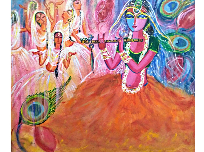 The Divine flute