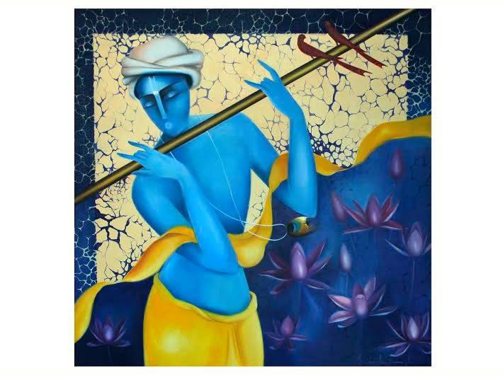 My Love for Krishna